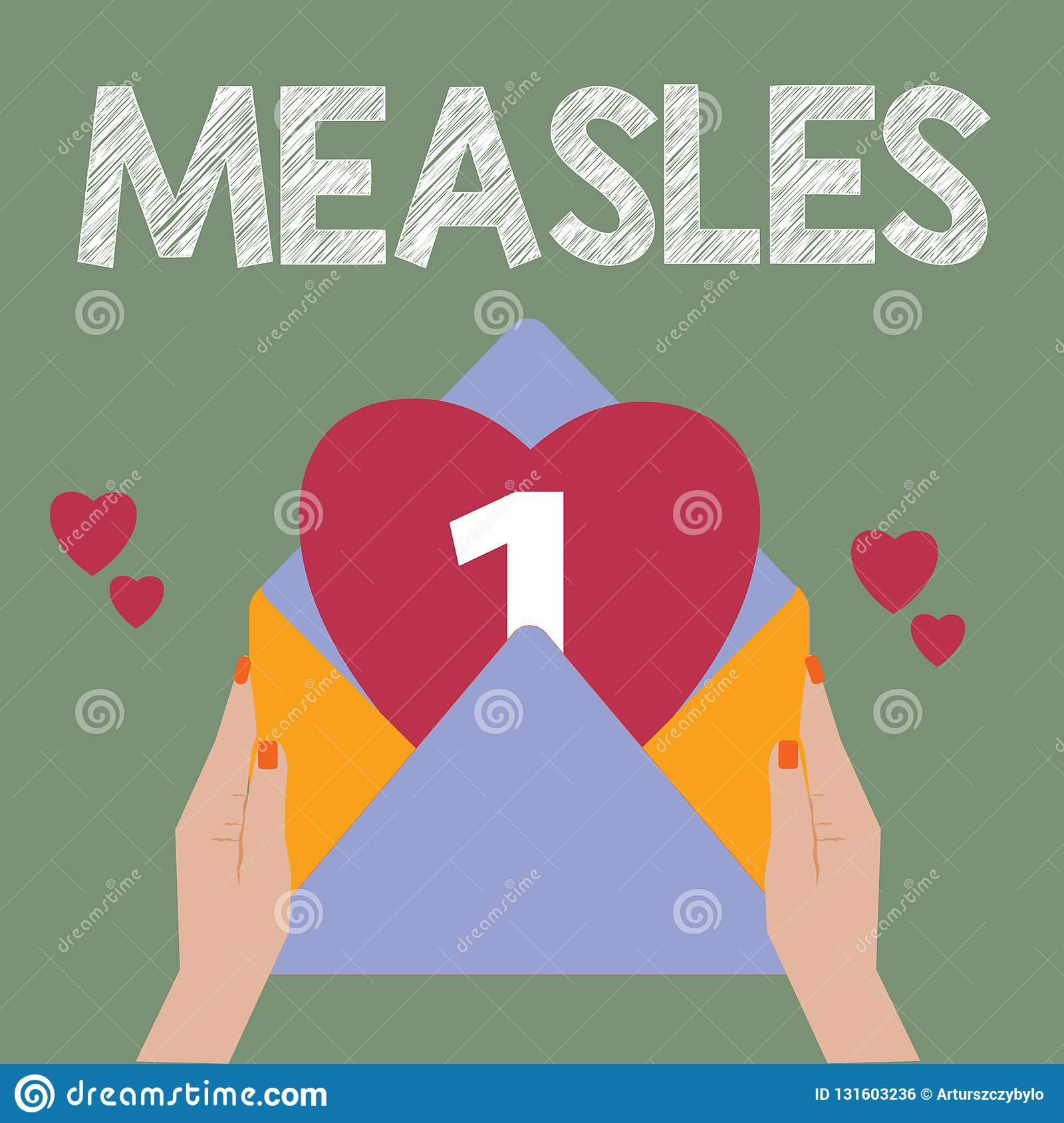 hight resolution of conceptual hand writing showing measles business photo text infectious viral disease causing fever and a red rash on the skin