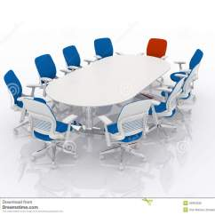 Office Chairs Unlimited La Z Boy Chair Canada Conference Room Stock Photo - Image: 34993230