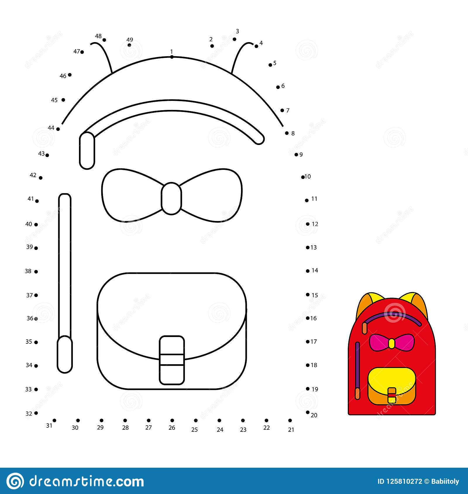 Dot To Dot Worksheets For Kids