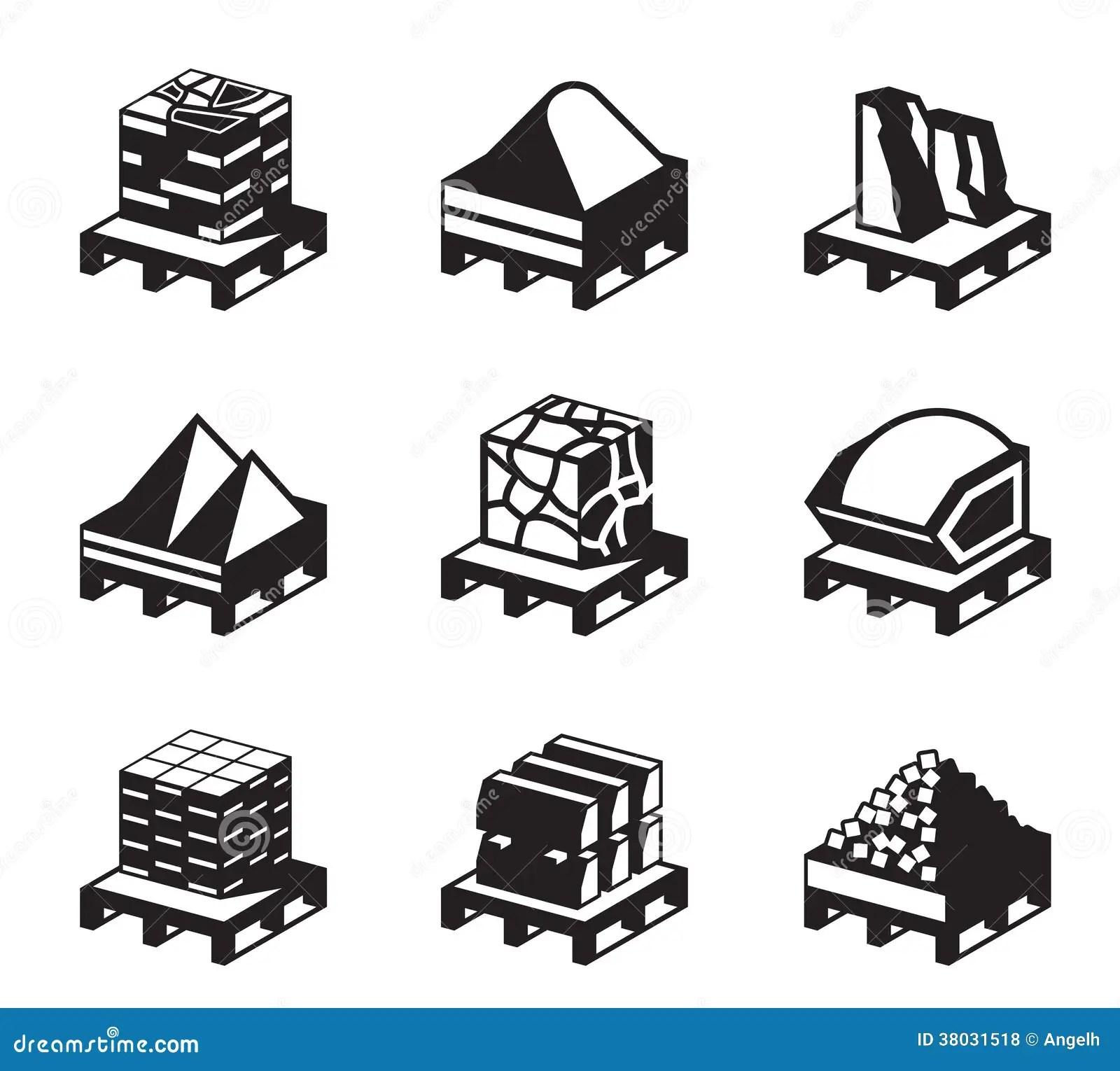 Construction Materials Royalty Free Stock Photos