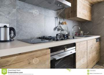 Cucina In Legno Moderna | Cucine Moderne Showroom Cucine Milano Il ...