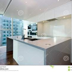 Modern Kitchen Appliances Best Tile For Floor Contemporary With Top Spec Stock Photo