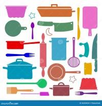 Cooking stock illustration. Image of fork, utensil, paper ...