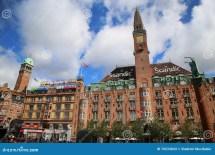 Copenhagen Denmark - August 14 2016 Scandic Palace