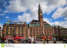 Denmark Palace Stockholm Sweden
