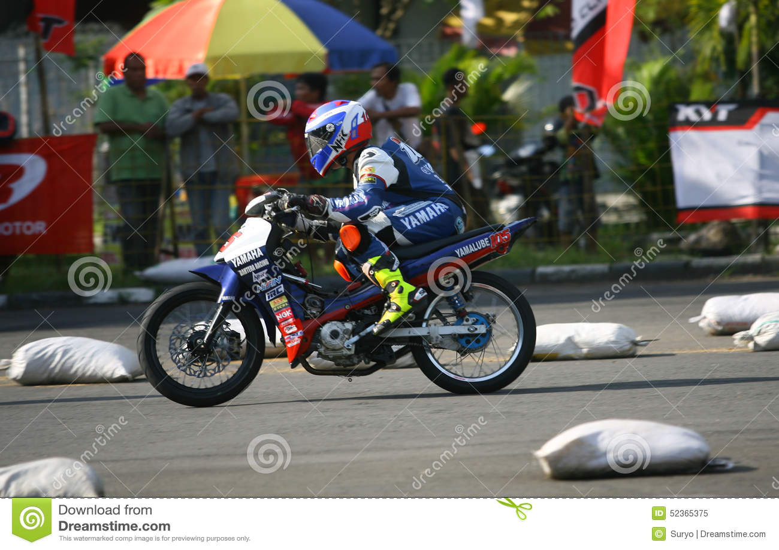 Corsa di strada immagine editoriale. Immagine di circuito - 52365375