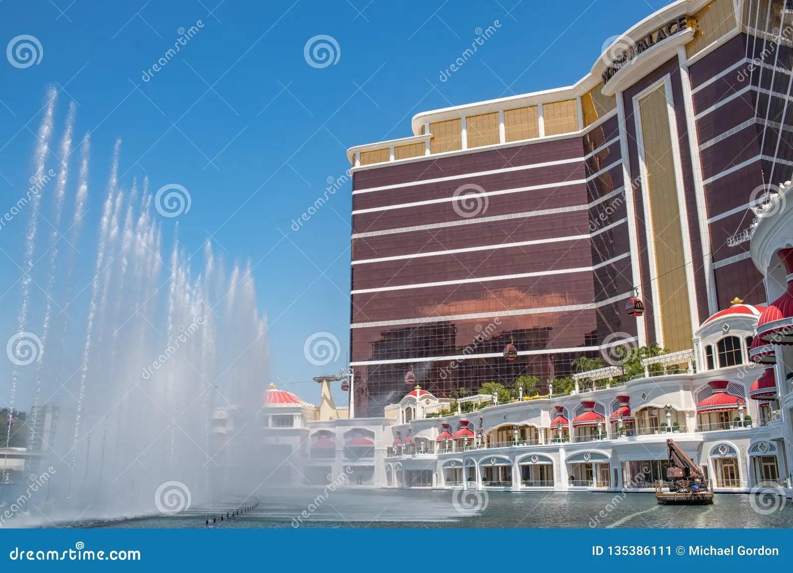 Wynn Palace In Cotai. Macau Editorial Photo - Image of asian. administrative: 135386111