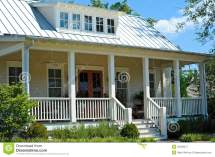 Cottage Style Home with Large Front Porch