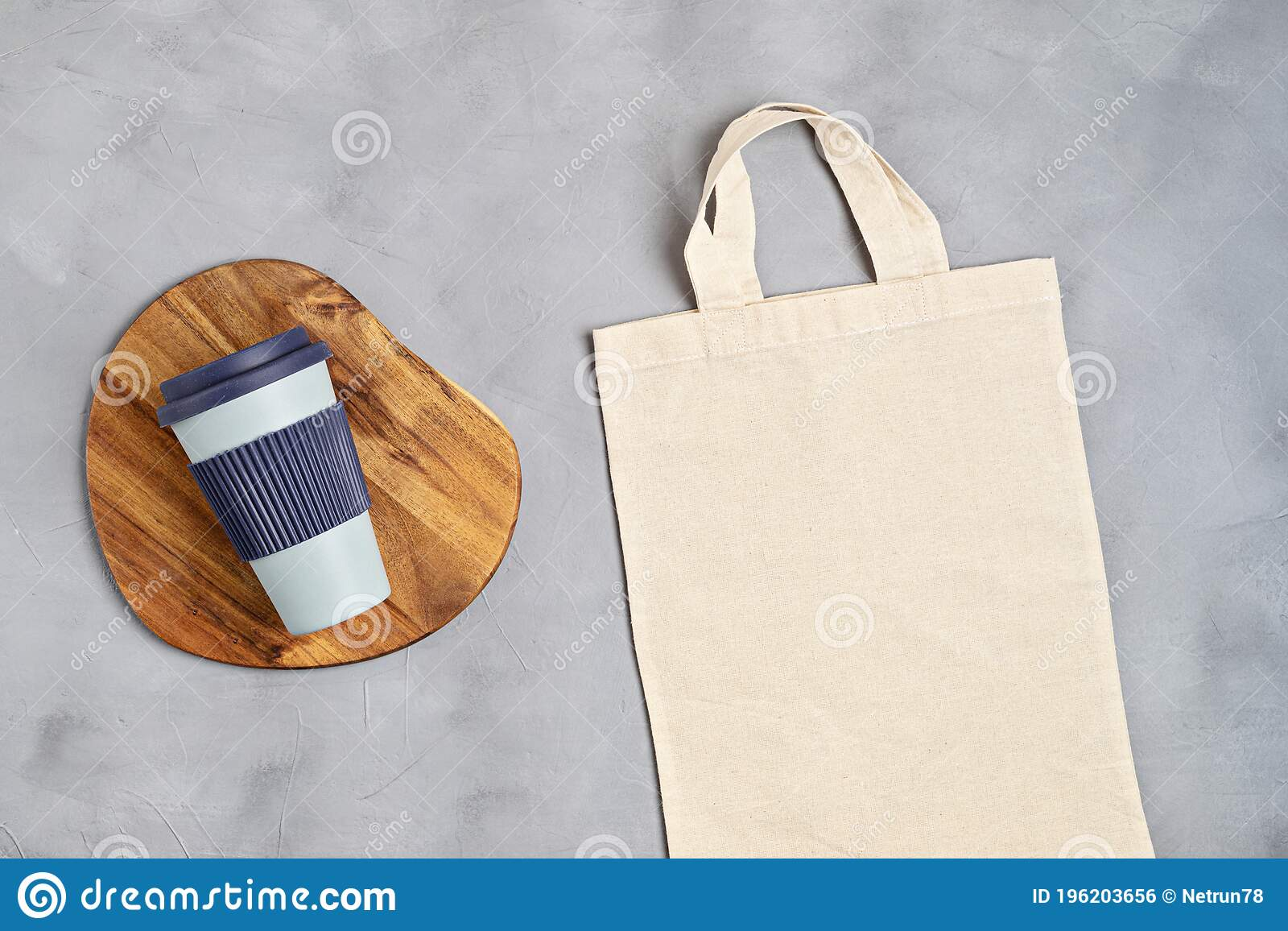 Paper bags are both biodegradable and recyclable. Cotton Tote Bag Mockup Zero Waste Living Sustainability Eco Friendly Lifestyle Stock Photo Image Of Tote Waste 196203656