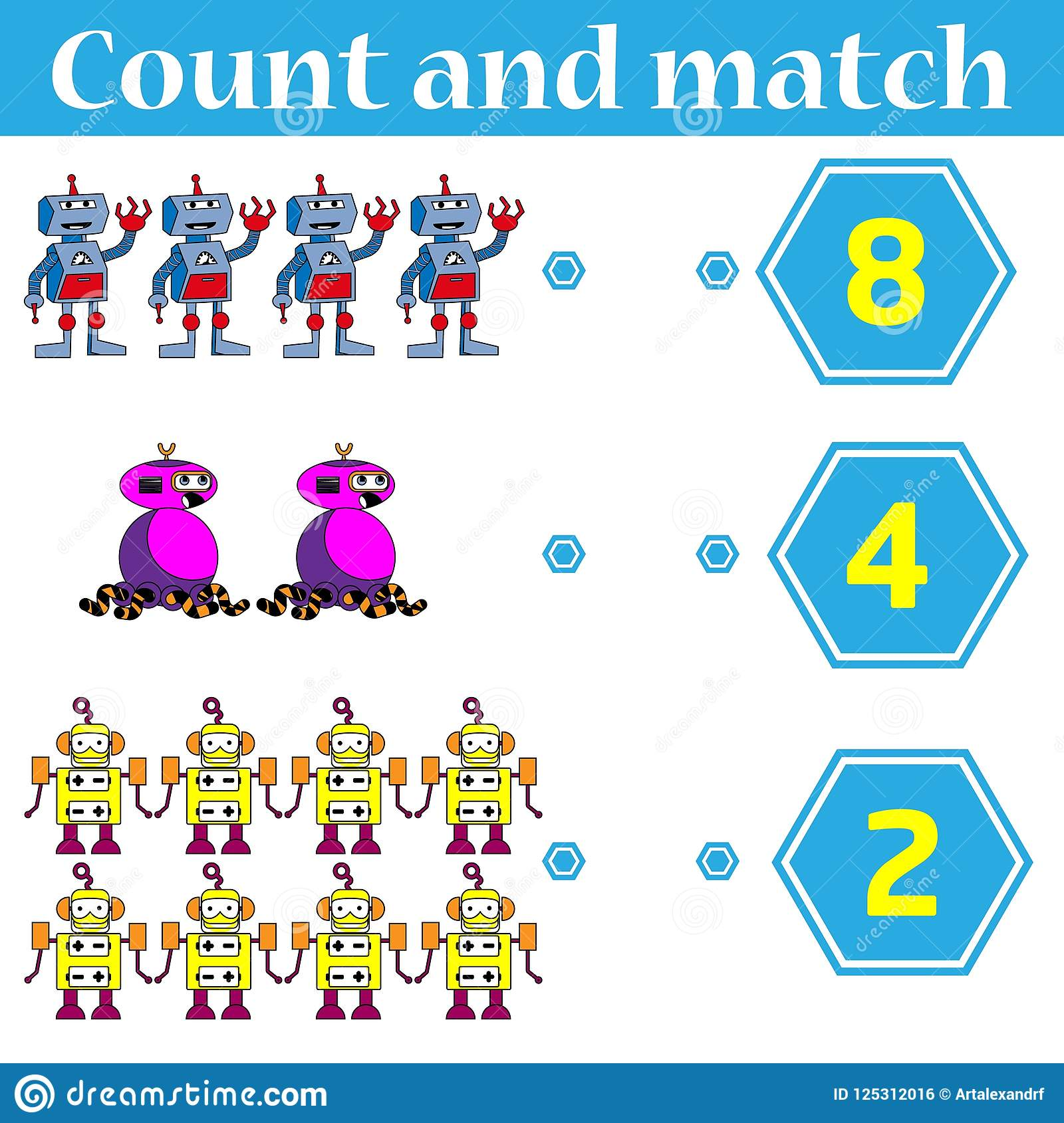 Worksheet Fun Counting Games