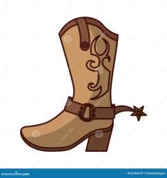 cowboy boot shoe icon [ 1300 x 1390 Pixel ]