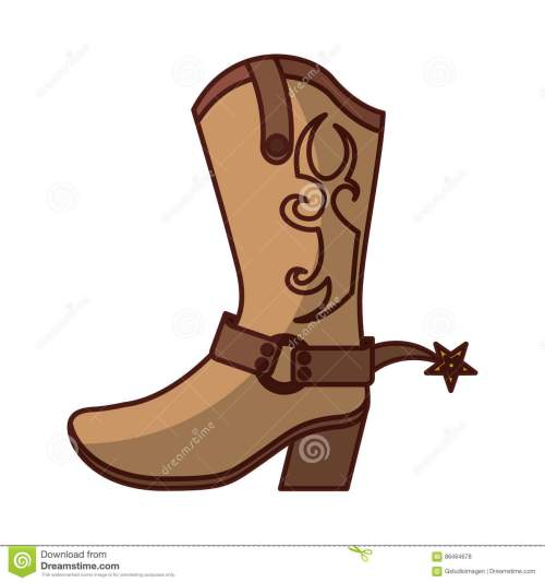 small resolution of cowboy boot shoe icon