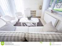 The Cozy And Elegant Living Room Stock Photo - Image: 47107862