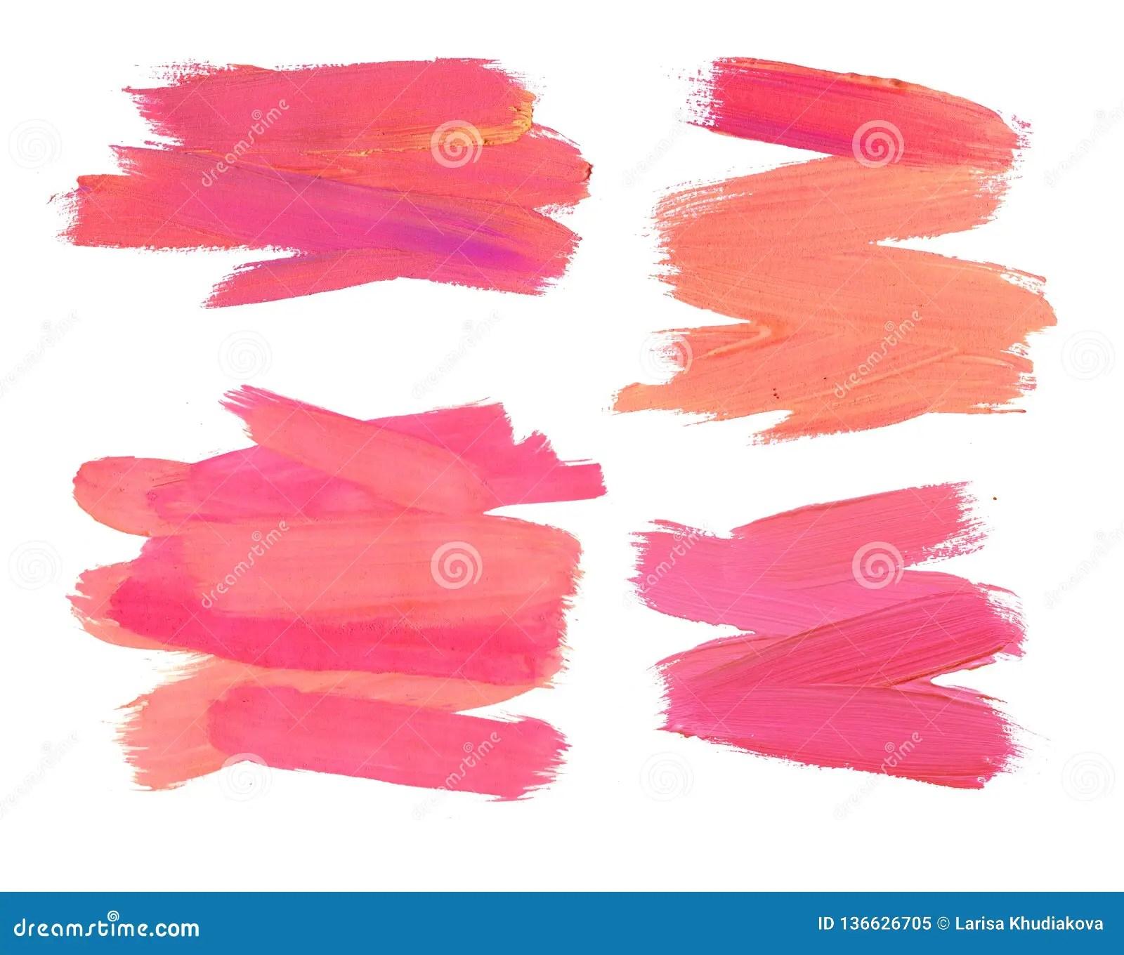 craft label brush stroke