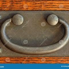 Craftsman Style Kitchen Hardware Sink Drain Kit Drawer Pull Royalty Free Stock Photos Image