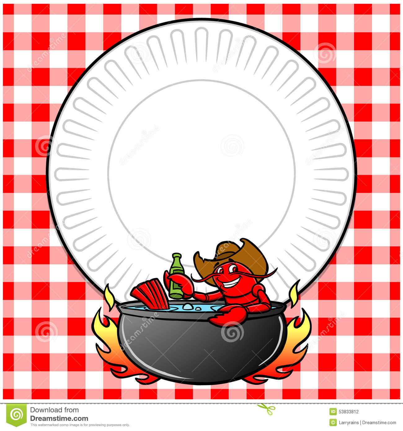 hight resolution of crawfish boil clipart