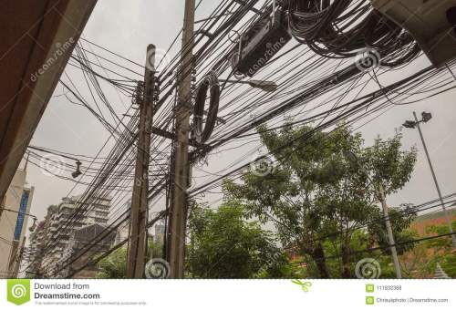 small resolution of crazy wiring in bangkok