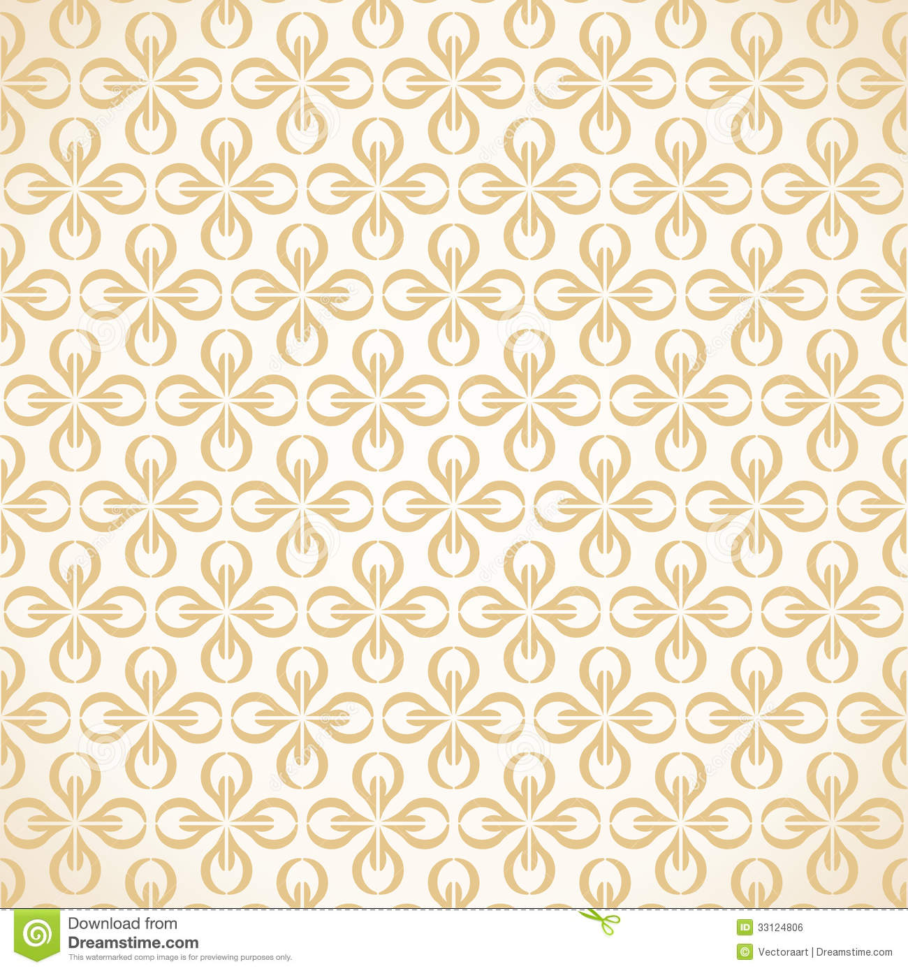 Creative Classic Pattern Background Stock Vector Image