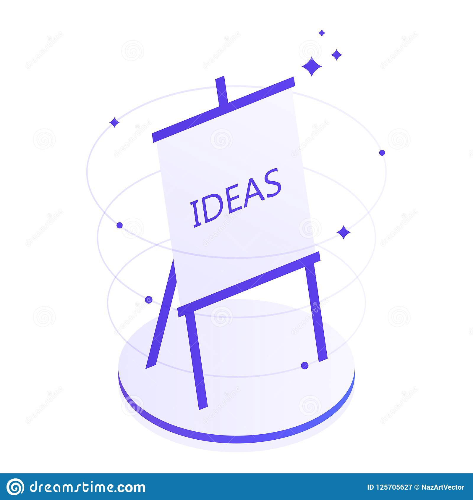 Creative Thinking And Brainstorming Tell About Your Idea