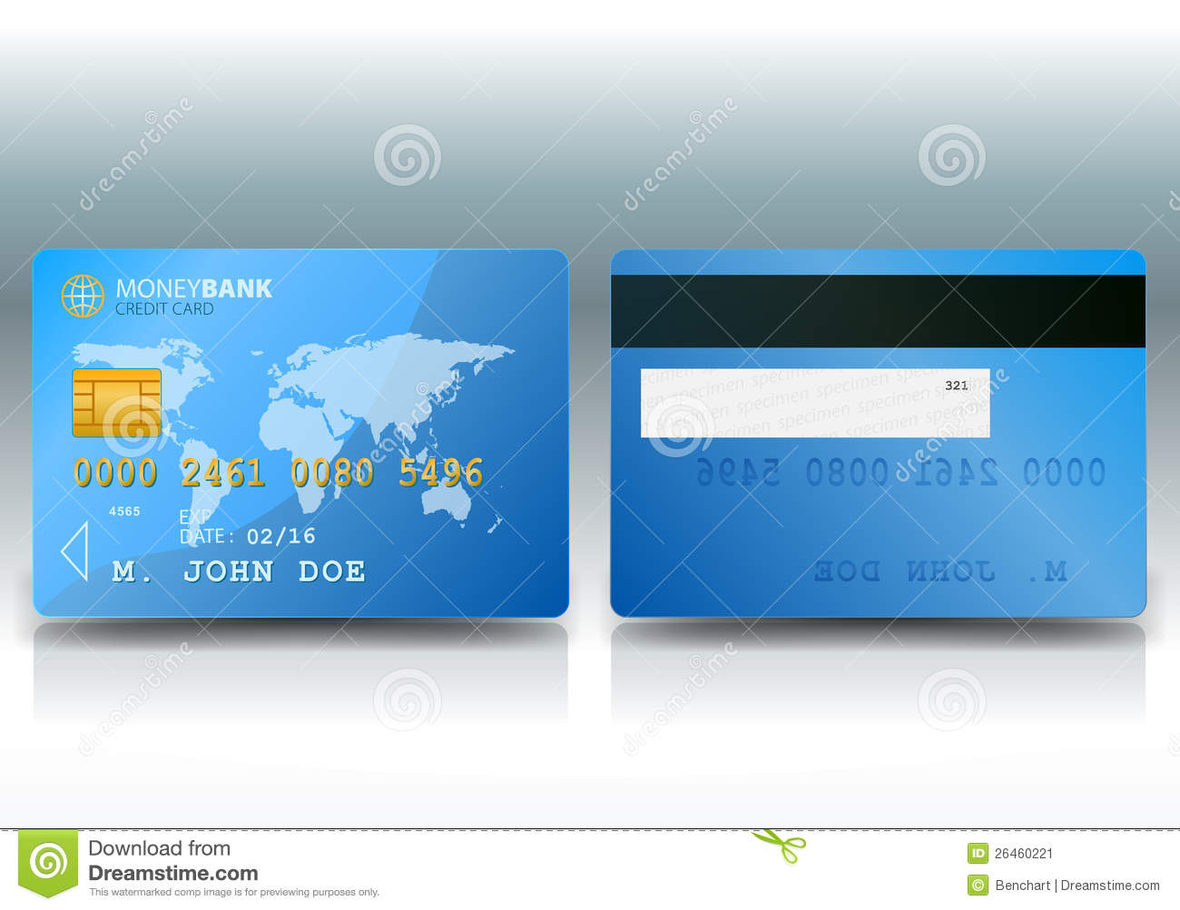 Credit Card Sample