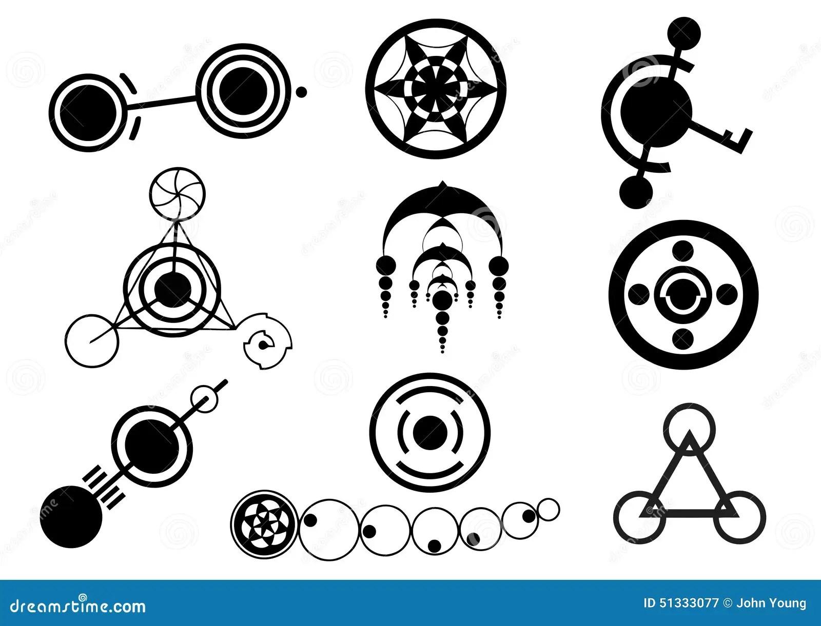 Roman Numeral 3 Tattoo Stencils