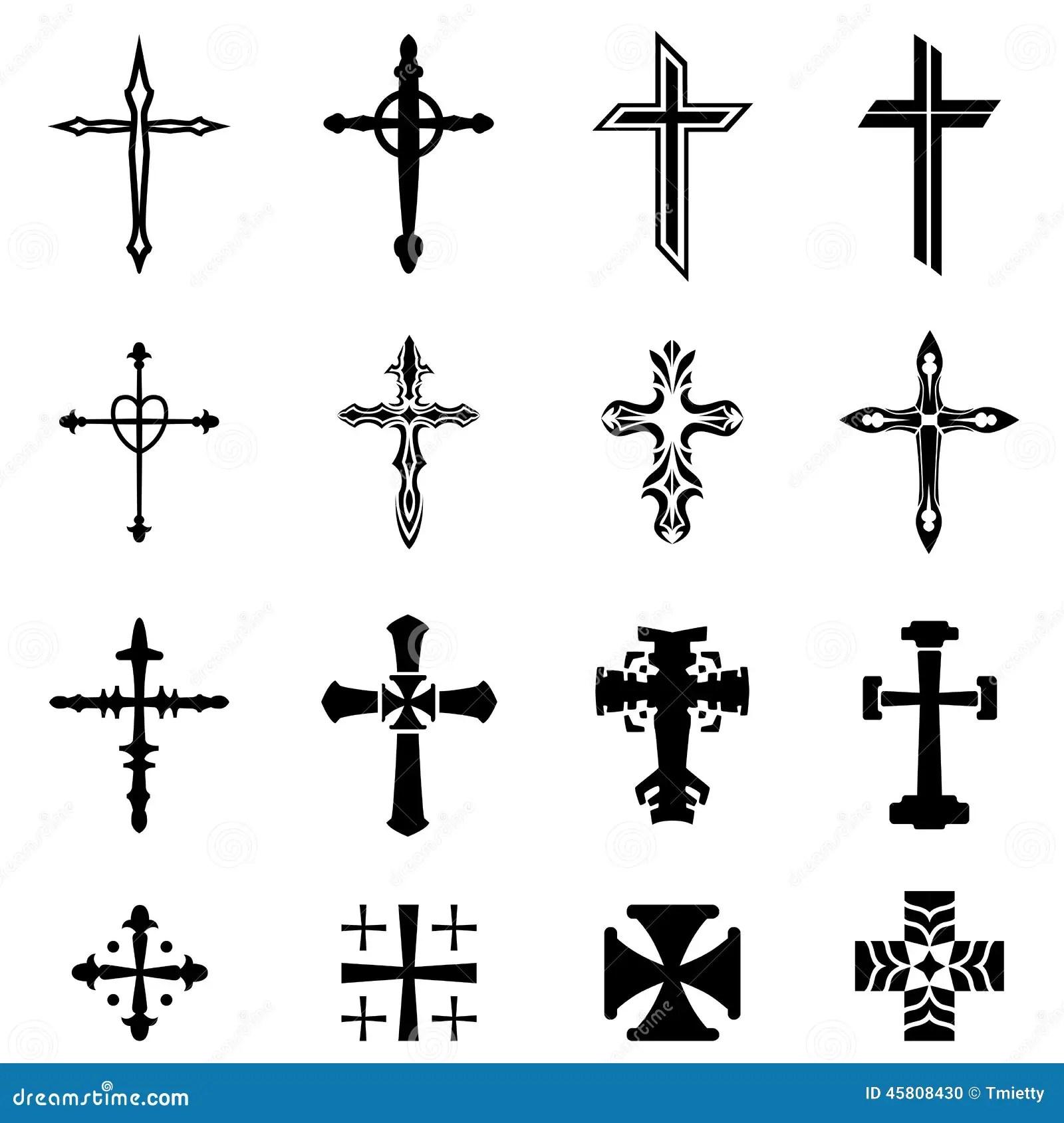 Crucifix Clipart