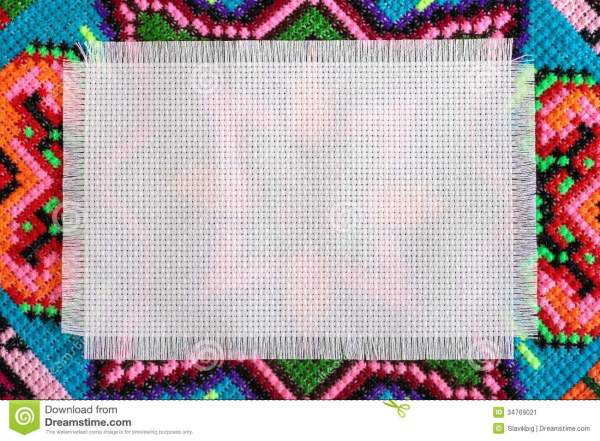 Cross-stitch Stock Of Embroider Vintage