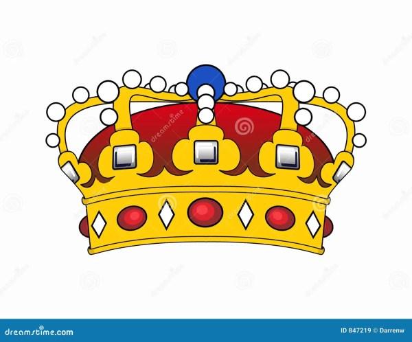 Crown Illustration Royalty Free Stock - 847219