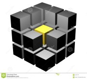 cube in cut stock