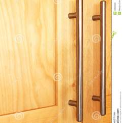 Kitchen Handles Molding Cupboard Royalty Free Stock Photos - Image: 30605928