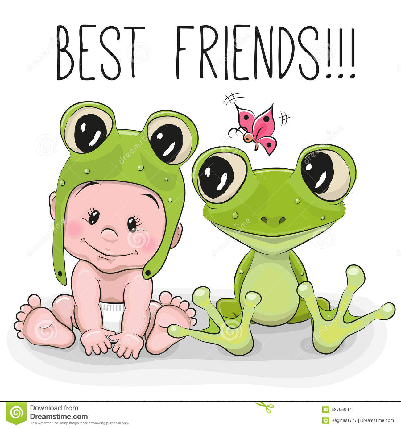 baby frog cartoon images