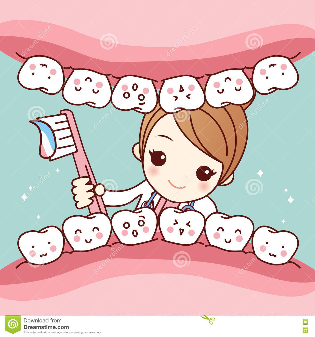 hight resolution of dentist clipart