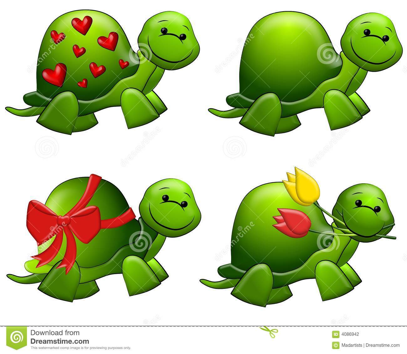 hight resolution of cute baby turtle cartoon photo 19