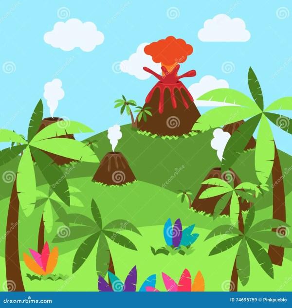 cute cartoon vector background