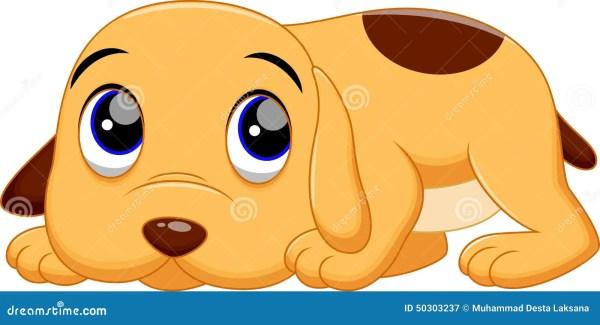 Cute dog cartoon stock illustration Illustration of hound