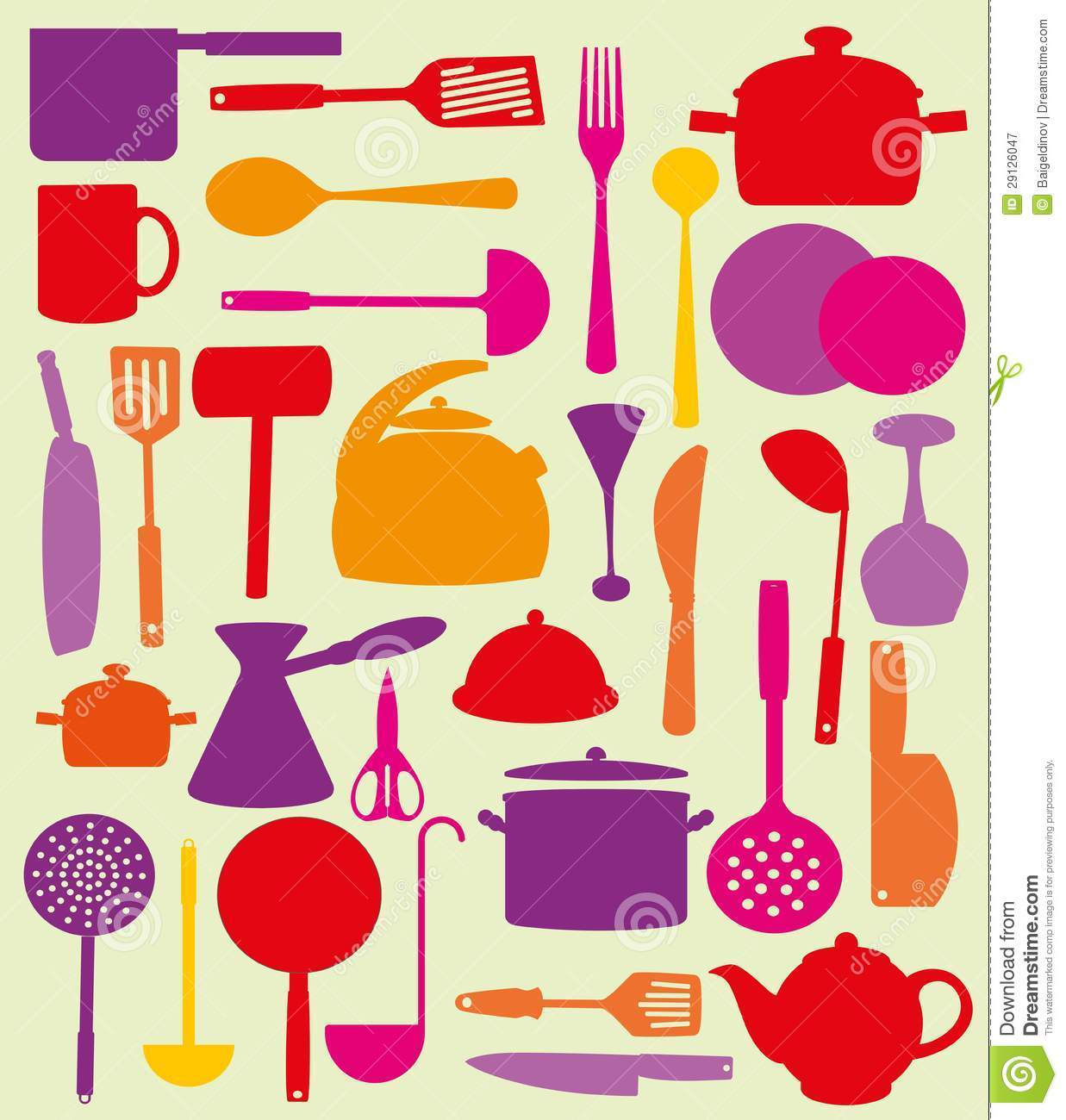 kitchen wallpaper patterns pink towels cute pattern stock vector image of illustration