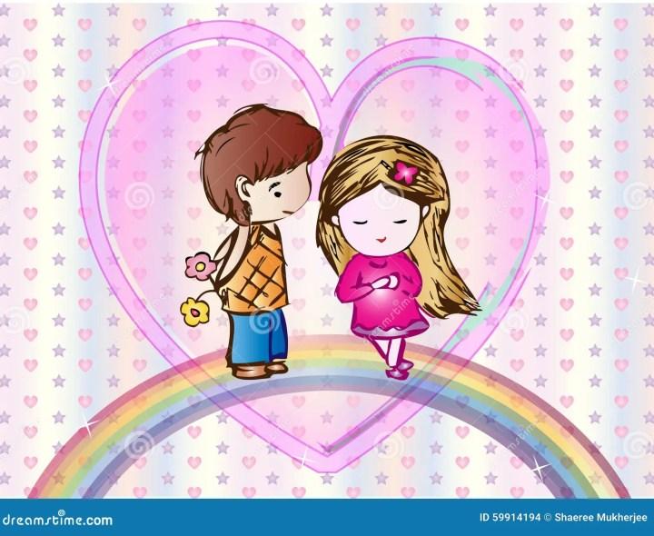 Love cartoon pictures wallpapers - Cartoon girl wallpaper ...