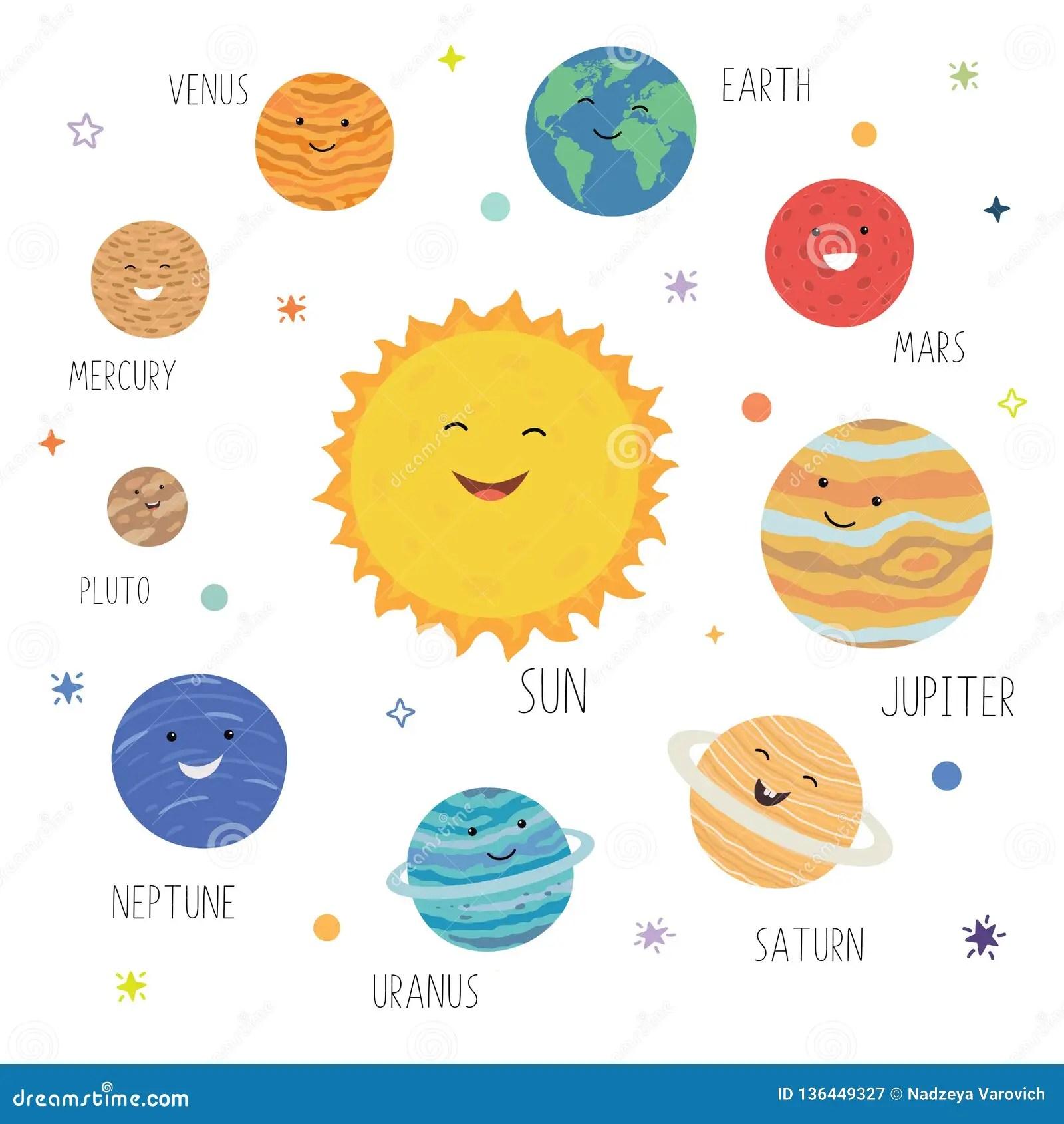 Planet Mercury Worksheet Kindergarten