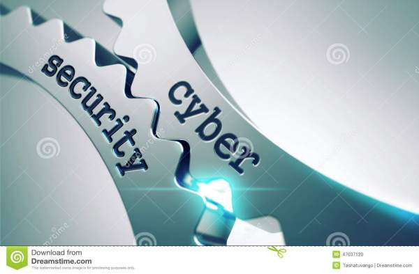 Cyber Security Cartoon Vector #59099161