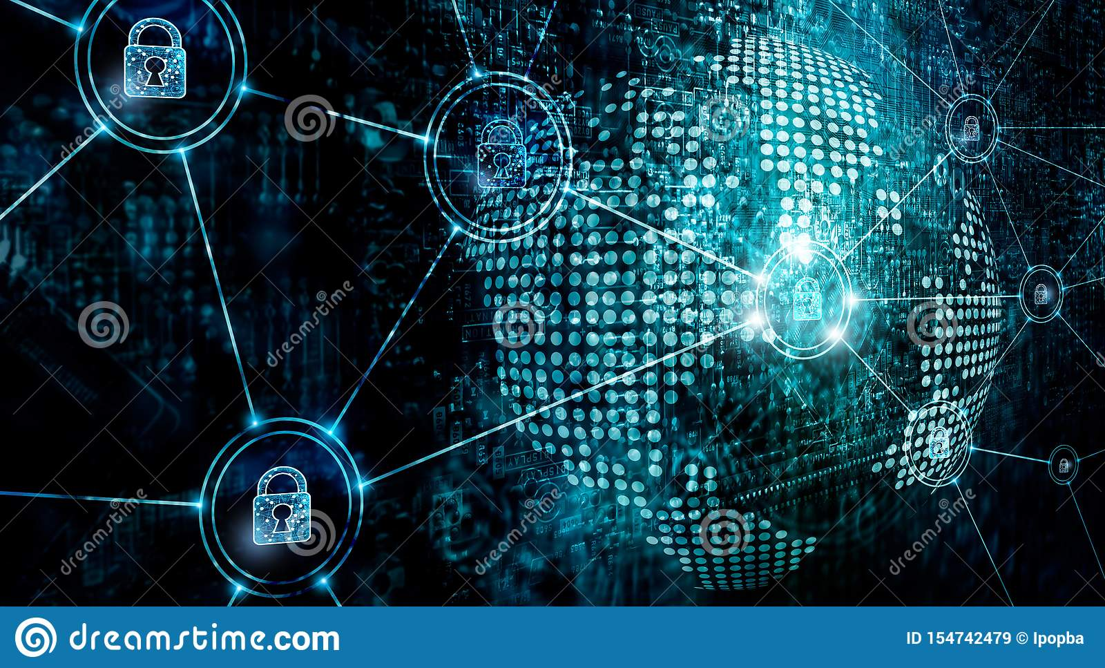 Cybersecurity On Global Network Information Technology