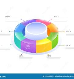 3d circular infographic diagram for business  [ 1600 x 1289 Pixel ]