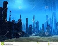 3D Ocean Floor Royalty Free Stock Photo - Image: 37088495