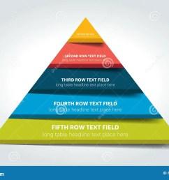3d triangle infographic chart scheme diagram table schedule element  [ 1300 x 955 Pixel ]