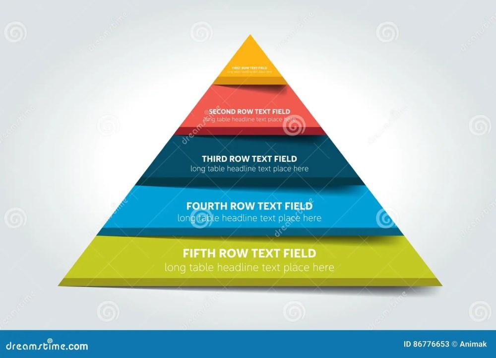 medium resolution of 3d triangle infographic chart scheme diagram table schedule element