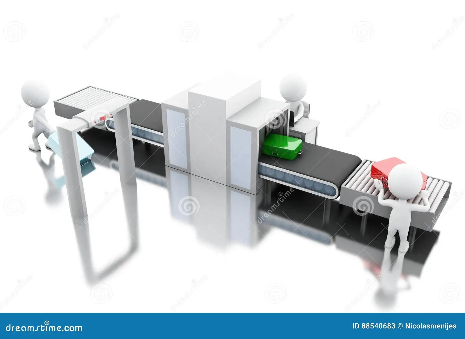 Security Equipment Airport