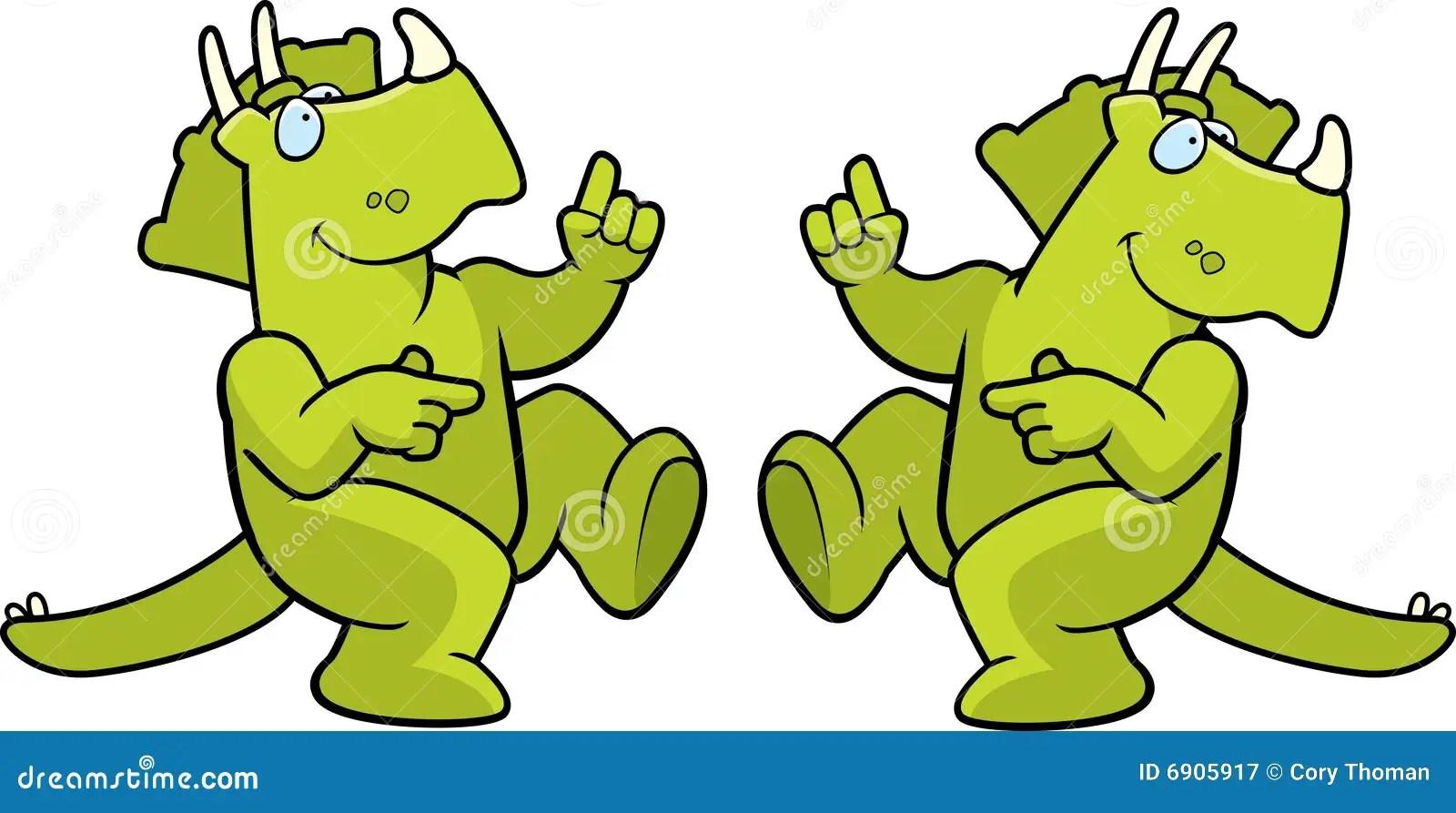 Cartoon Dancing Dog Animation