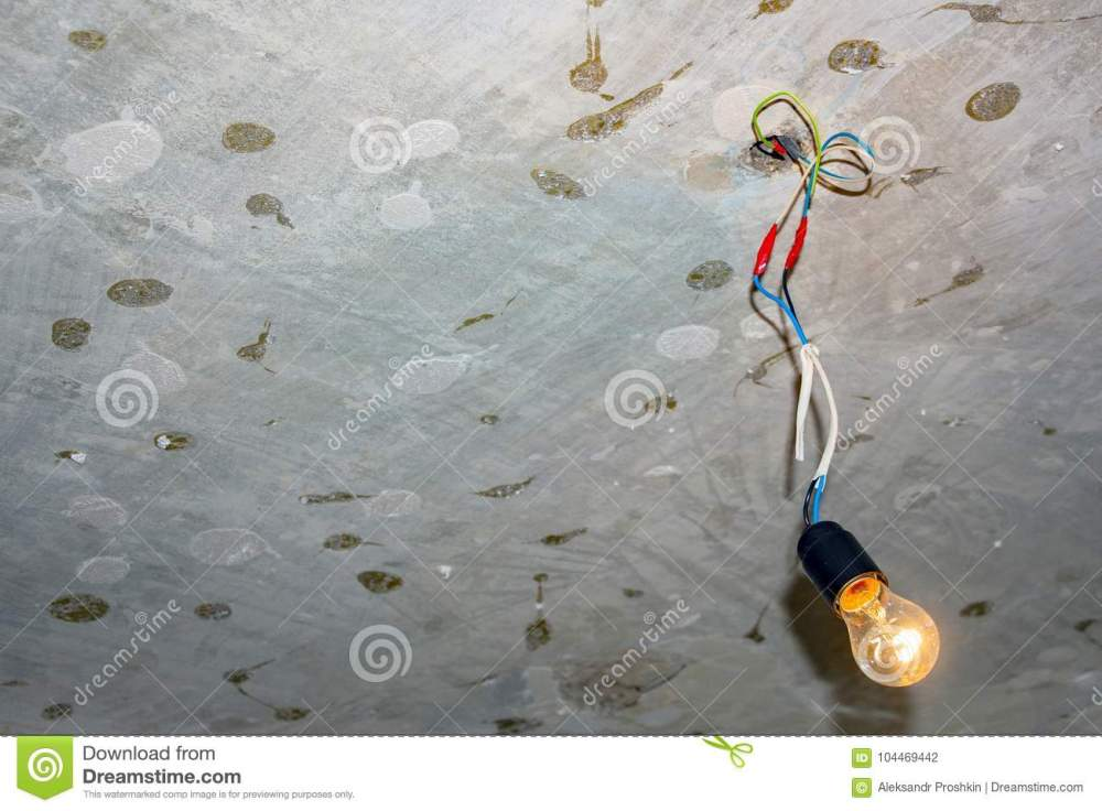 medium resolution of bad wiring leading to the bulb