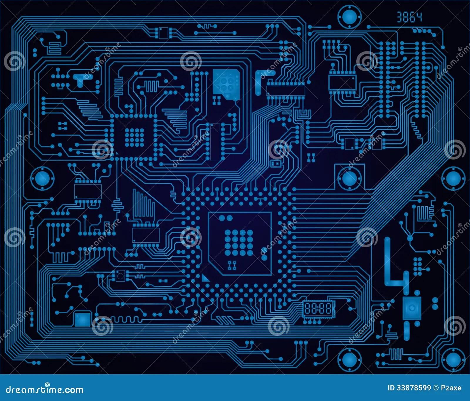Circuit Board Technology Photograph Circuit Board Technology Fine