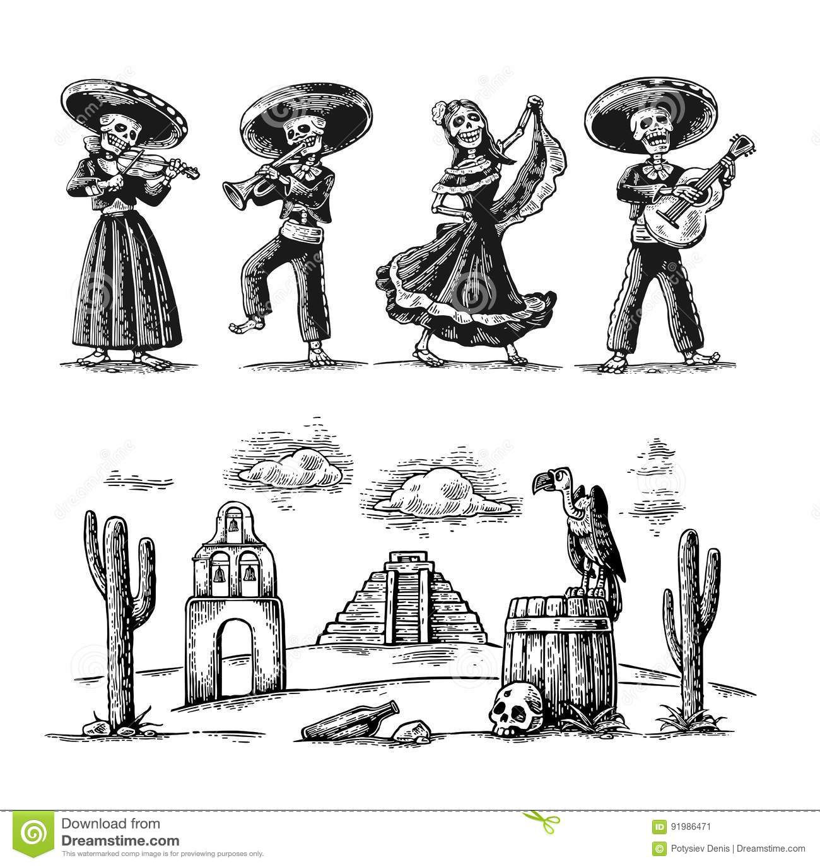 wiring diagram database  day of the dead dia de los muertos the skeleton in  the