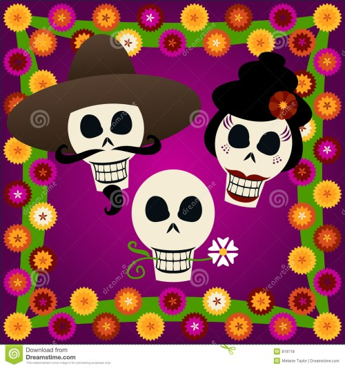 small resolution of day of the dead skulls